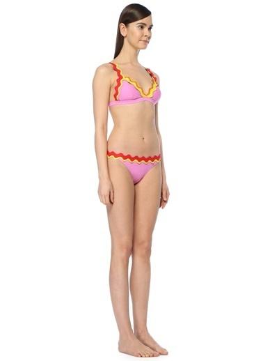 Rye Bikini Üst Pembe